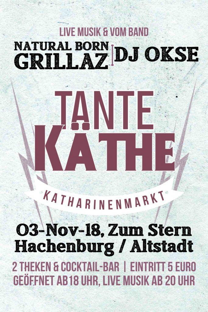 Tante Käthe 2018