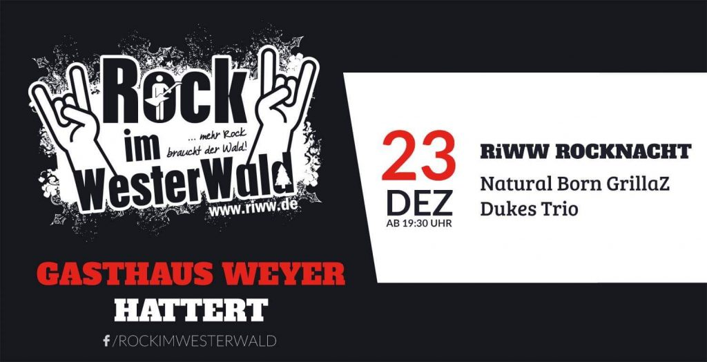 RiWW Hattert - Natural Born GrillaZ